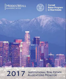 Fifth Annual Institutional Real Estate Allocations Monitor - The
